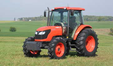 Visit the Kubota Tractor Corporation website to view all products and